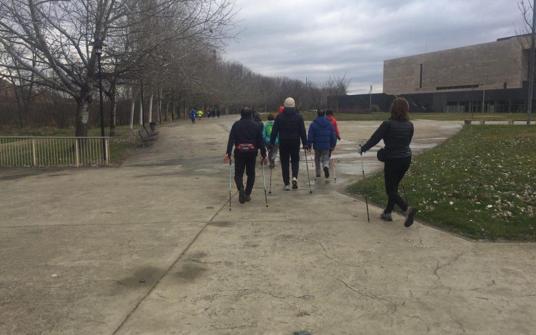 Curso de iniciación Nordic Walking
